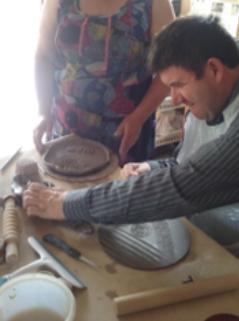 blair pottery